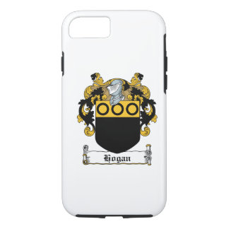 Escudo de la familia del Hogan Funda iPhone 7