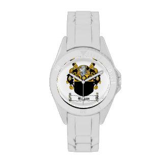 Escudo de la familia del Hogan Relojes