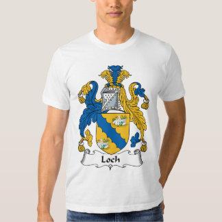 Escudo de la familia del lago camisas