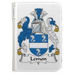 Escudo de la familia del limón