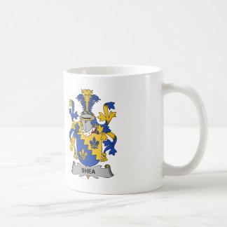 Escudo de la familia del mandingo taza de café