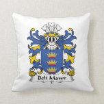 Escudo de la familia del Mawr de Beli Cojines