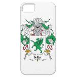 Escudo de la familia del MIR iPhone 5 Case-Mate Carcasas