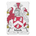 Escudo de la familia del monje