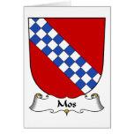 Escudo de la familia del MOS Tarjeton