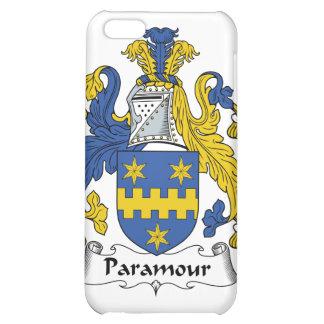 Escudo de la familia del Paramour