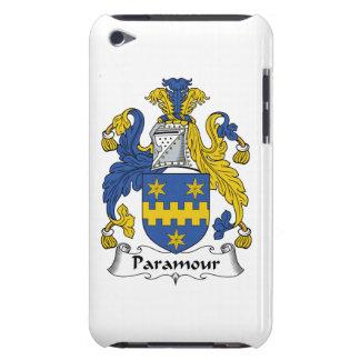 Escudo de la familia del Paramour iPod Touch Protector