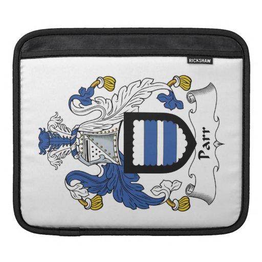 Escudo de la familia del Parr Funda Para iPads