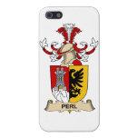 Escudo de la familia del Perl iPhone 5 Coberturas