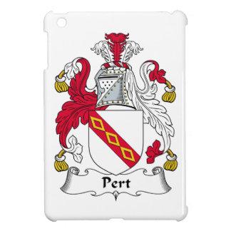 Escudo de la familia del Pert