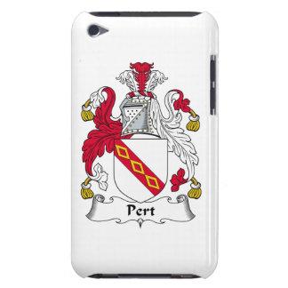 Escudo de la familia del Pert Case-Mate iPod Touch Cárcasas