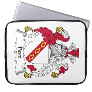 Escudo de la familia del Pert Mangas Computadora