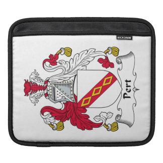 Escudo de la familia del Pert Mangas De iPad