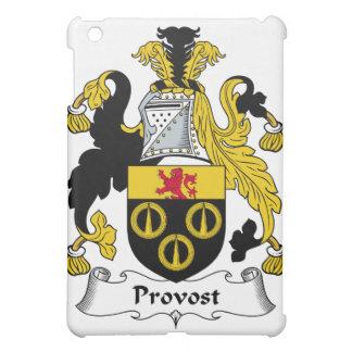 Escudo de la familia del preboste