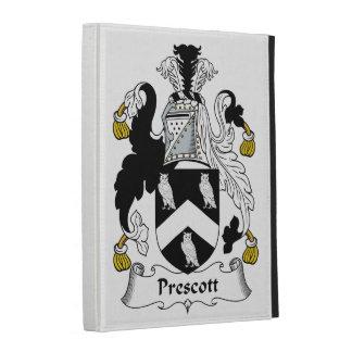 Escudo de la familia del Prescott