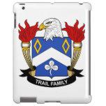 Escudo de la familia del rastro
