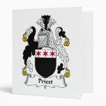 Escudo de la familia del sacerdote
