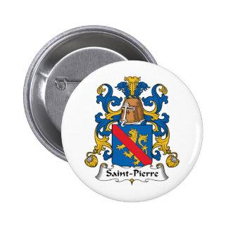 Escudo de la familia del Saint Pierre Pins
