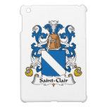 Escudo de la familia del Santo-Clair
