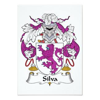 Escudo de la familia del Silva Anuncio
