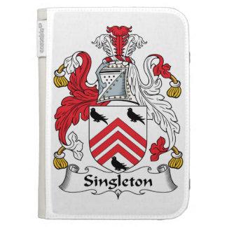 Escudo de la familia del Singleton