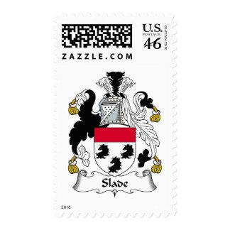 Escudo de la familia del Slade Sellos