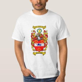 Escudo de la familia del sotobosque - escudo de playera
