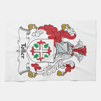 Escudo de la familia del Toller Toalla