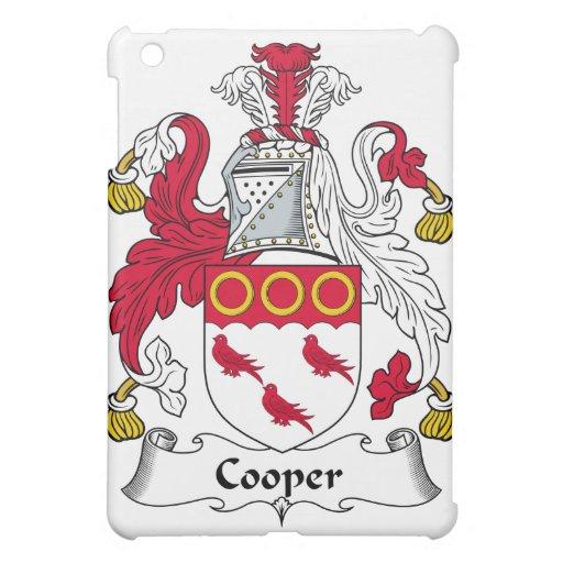 Escudo de la familia del tonelero