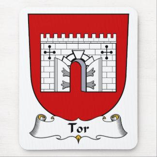 Escudo de la familia del Tor Alfombrilla De Raton
