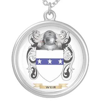 Escudo de la familia del vertedero (escudo de arma joyería