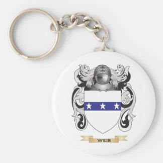 Escudo de la familia del vertedero (escudo de arma llavero
