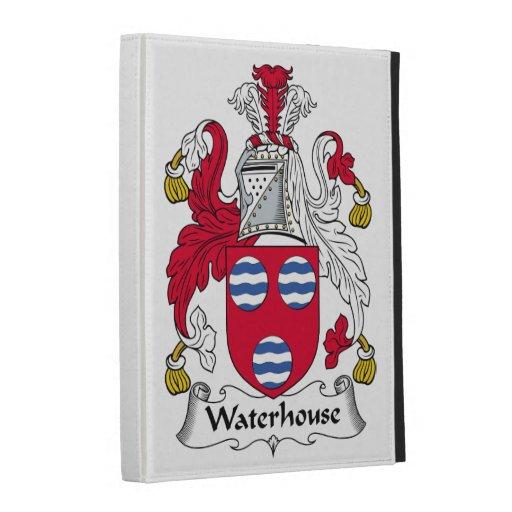 Escudo de la familia del Waterhouse