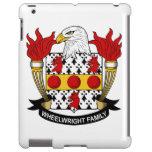 Escudo de la familia del Wheelwright