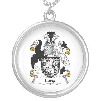 Escudo de la familia larga joyerias personalizadas