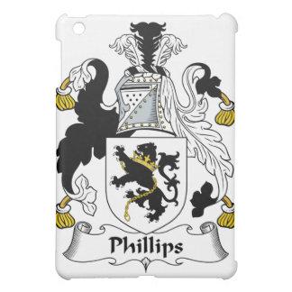 Escudo de la familia Phillips