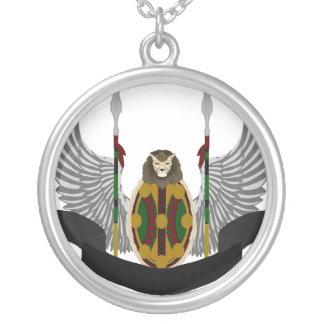 Escudo de la herencia de Jikoba Grimpola