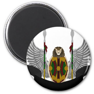 Escudo de la herencia de Jikoba Iman