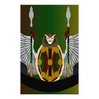 Escudo de la herencia de Jikoba Papeleria