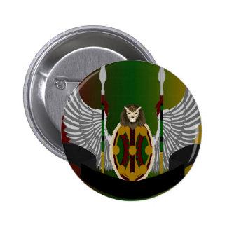 Escudo de la herencia de Jikoba Pins
