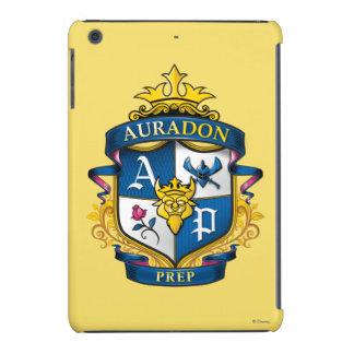 Escudo de la preparación de Auradon Carcasa Para iPad Mini