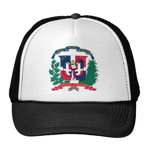 Escudo de la República Dominicana Gorra