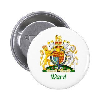 Escudo de la sala de Gran Bretaña Pins