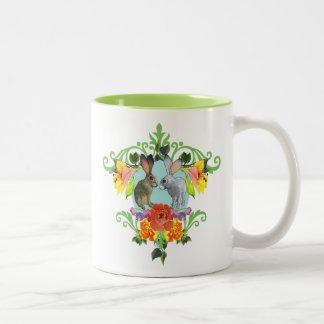 Escudo de la taza de los conejos