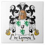 escudo de Lannoy Family Tejas