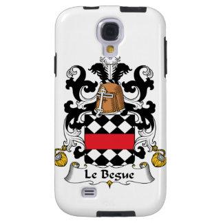 Escudo de Le Begue Family