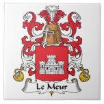Escudo de Le Meur Family Tejas