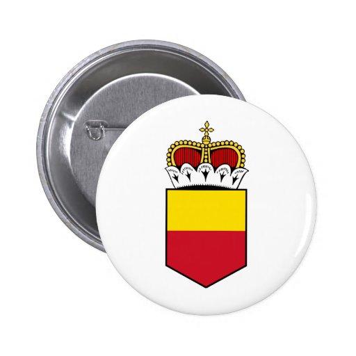 escudo de Liechtenstein Pin