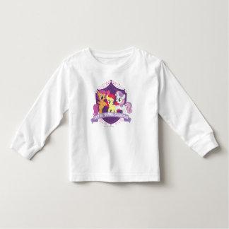 Escudo de los cruzados de la marca de Cutie Playera De Bebé