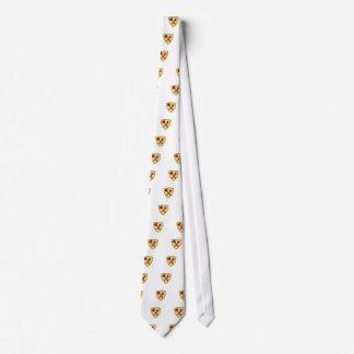 Escudo de los fontaneros corbata personalizada